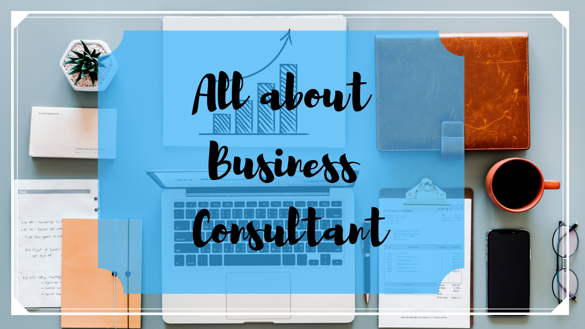 Why you should hire a Business Consultant? - Asim Tech
